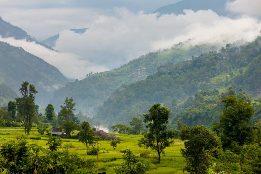 Manaslu-nepal
