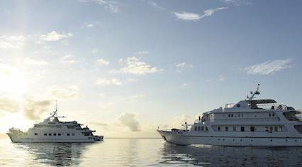 Yacht: Coral I and Coral II