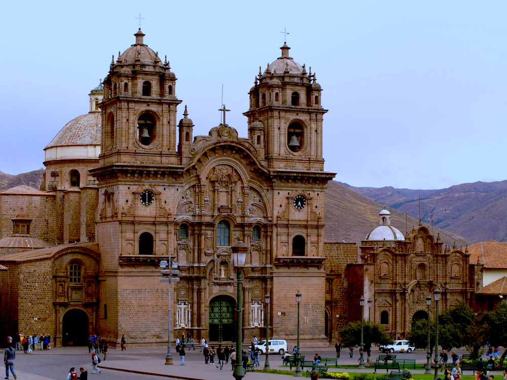 Tour of Cusco and nearby ruins