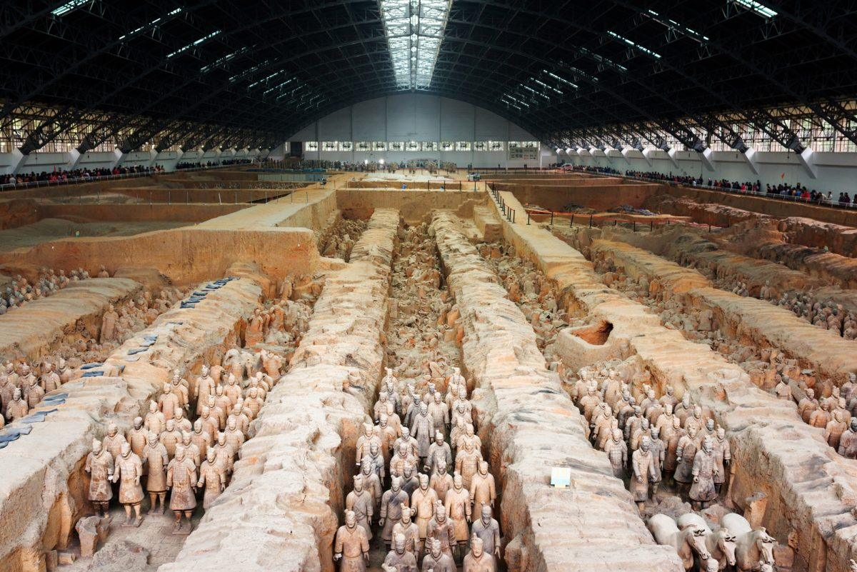 China_Xian_Terracotta Army3