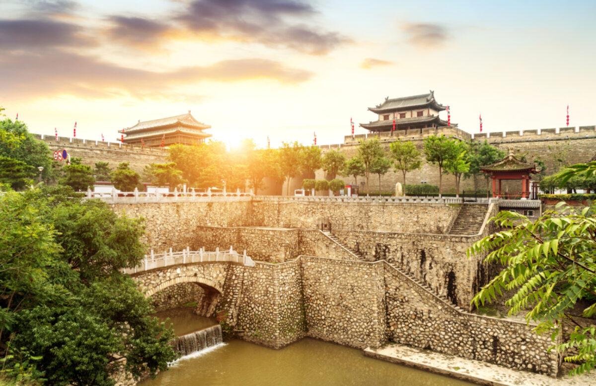 China_Xian_walls