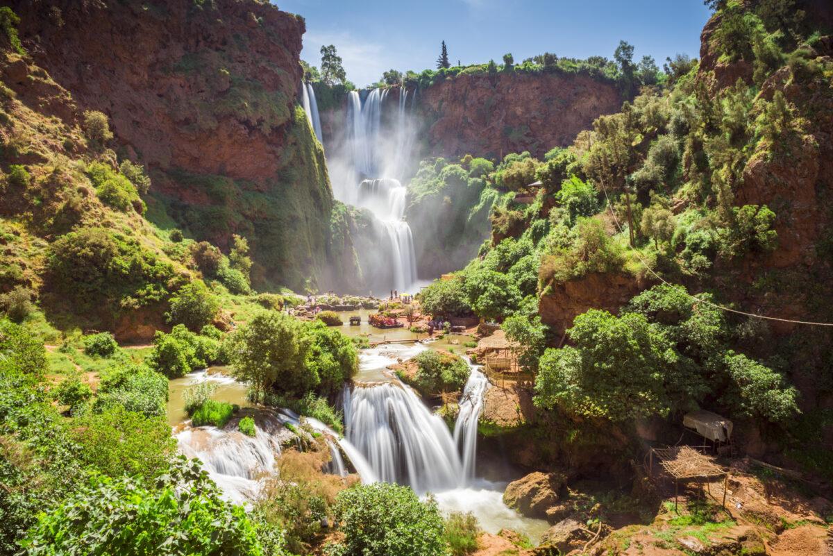 Morocco_Ouzoud-Waterfalls