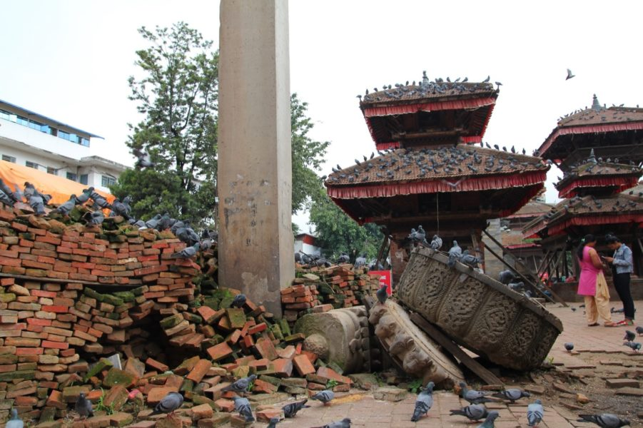 028-Nepal-Davidways-Kathmandu-Durbarsquareafterearthquake