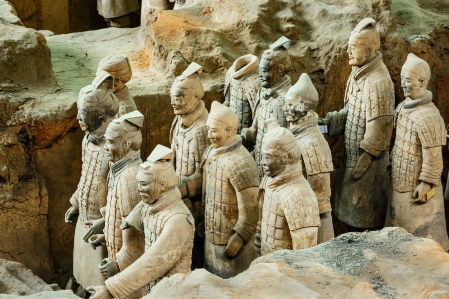 China_Xian_Terracotta Army2
