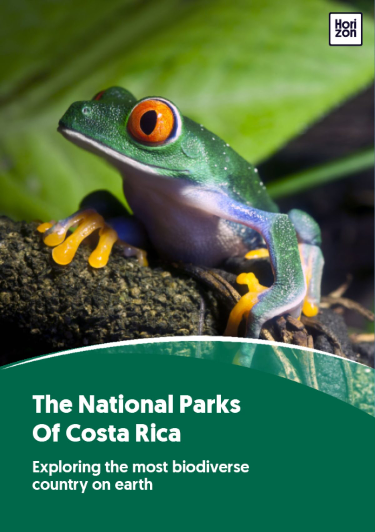 The National Parks Of Costa Rica