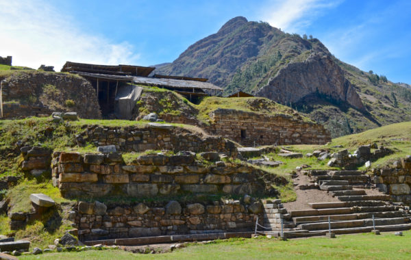 "See the ""birthplace of South American culture"""