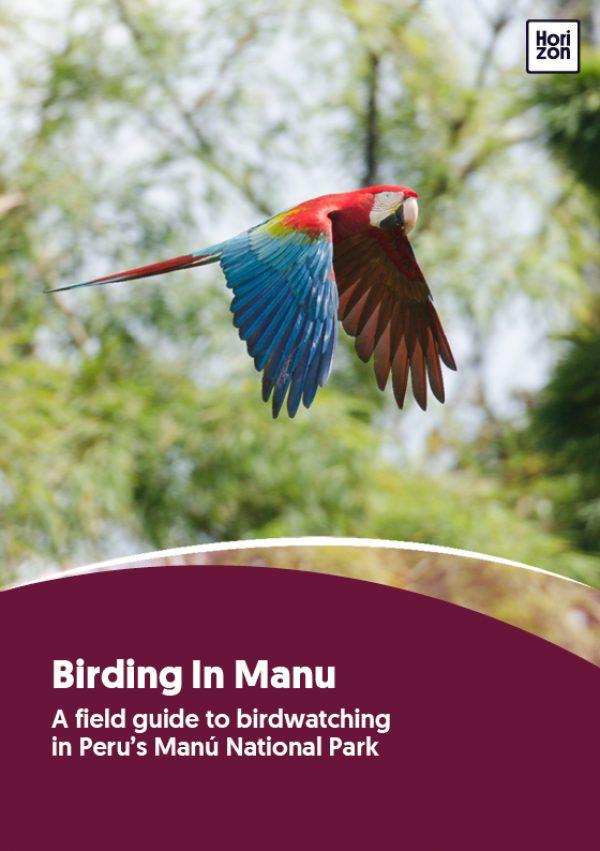 Birding In Manu
