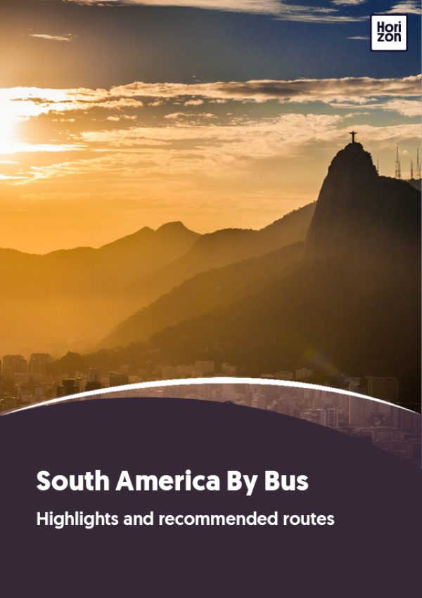 Top Ten South America Overland Routes