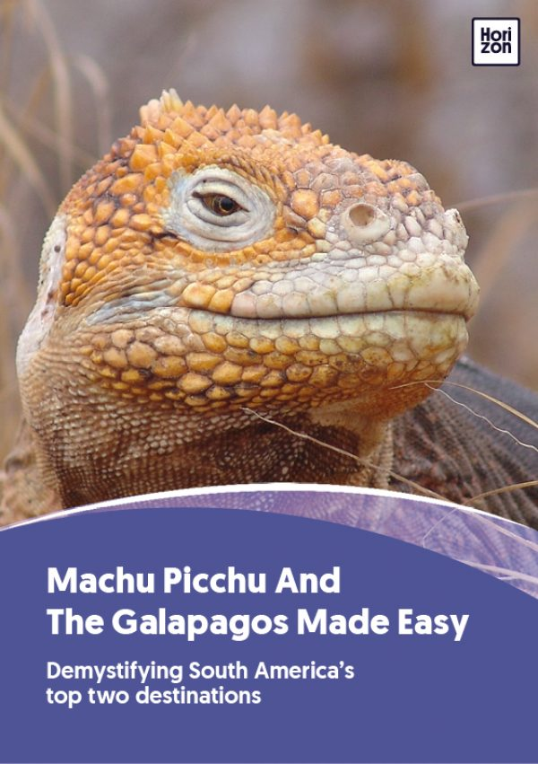 Machu Picchu And The Galapagos Made Easy