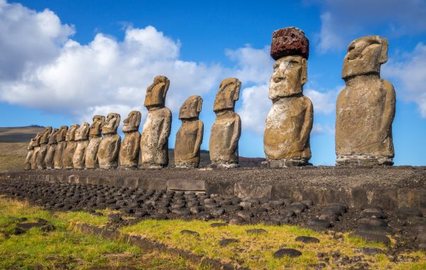 Decode the statues of Rapa Nui (Easter Island)