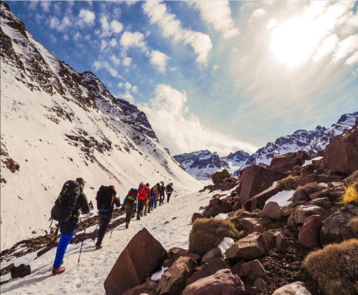 Atlas Mountain Trek Morocco3
