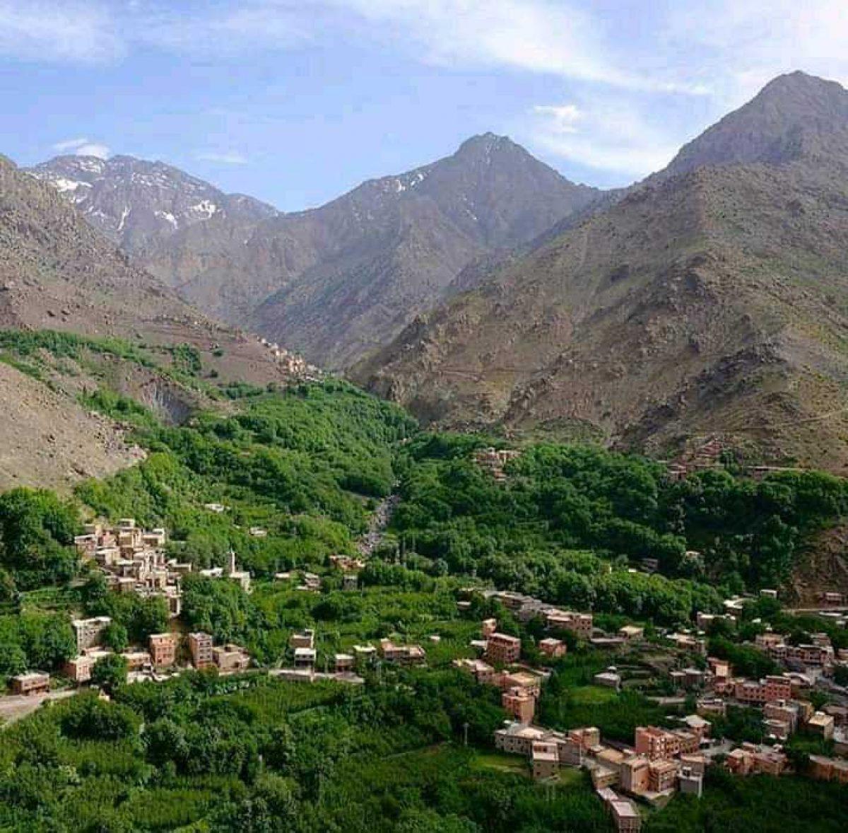 Atlas Mountain Trek Morocco8