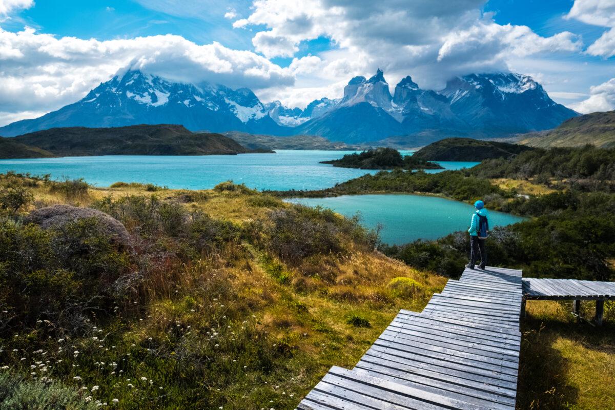 Chile Torresdelpaine
