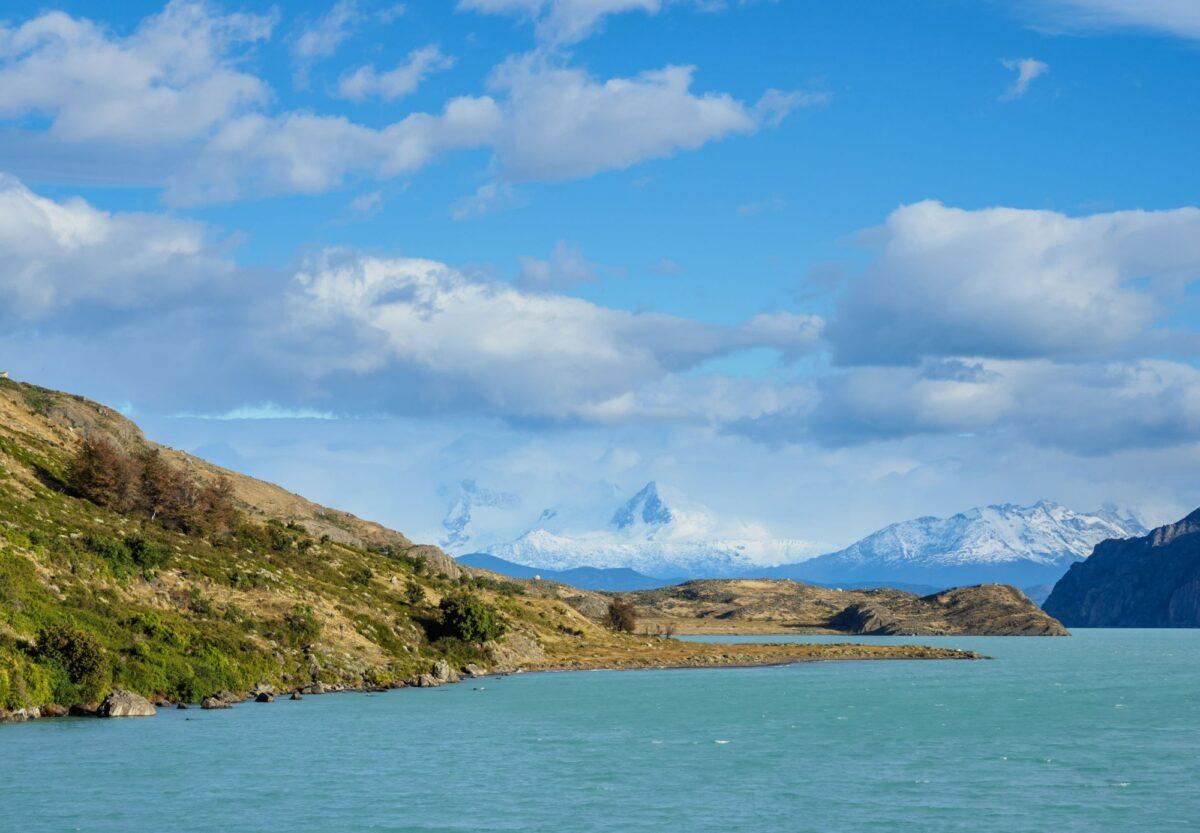 El calafate Lake Argentino
