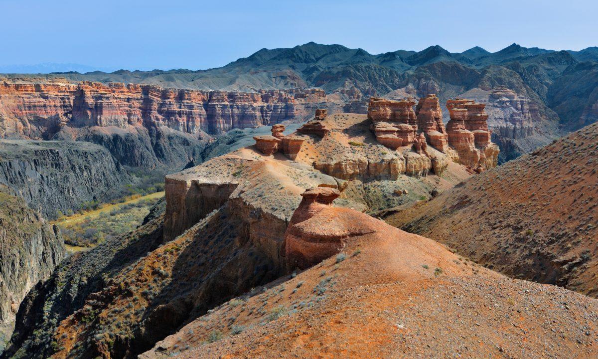 Kazakhstan_canyon