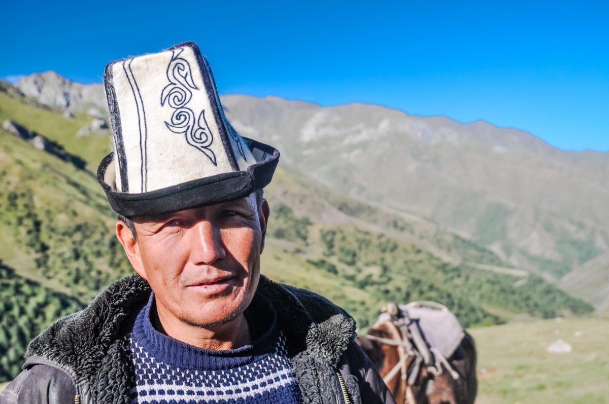 Kyrgyzstan_man