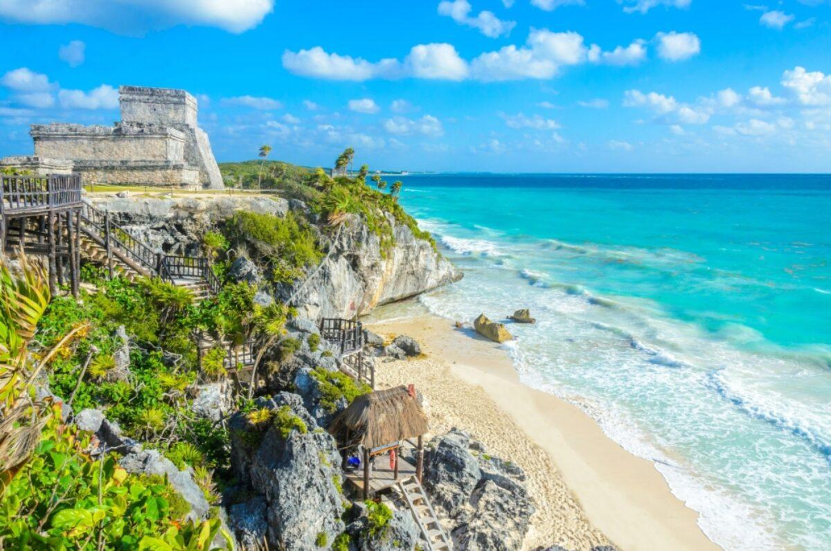 Mexico Yucatan Tulum