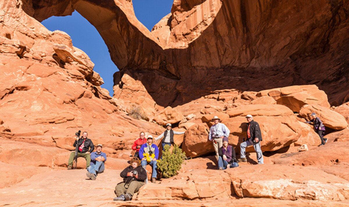 Rock Light moab