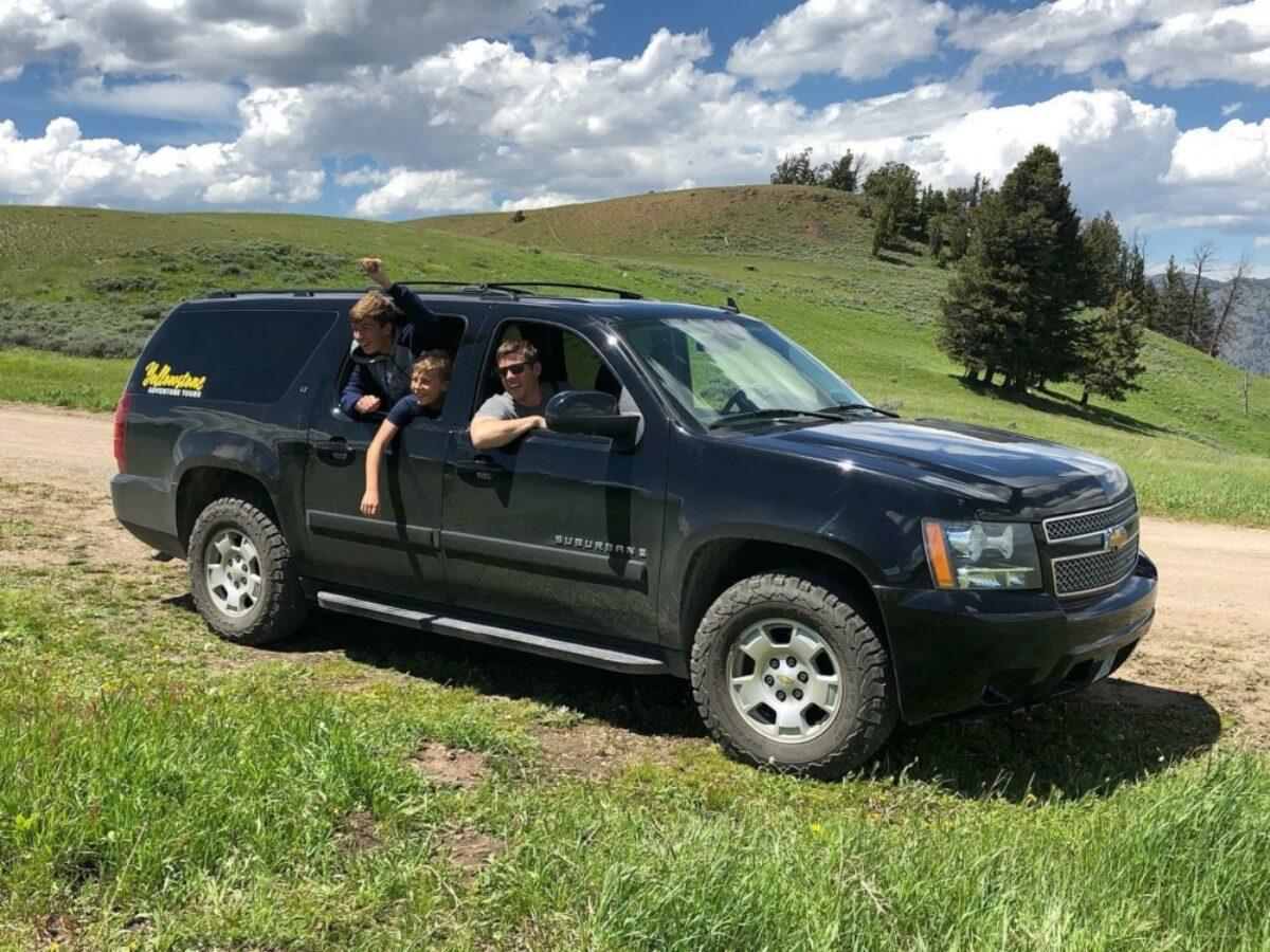 USA Yellowstone Adventure Tours 2