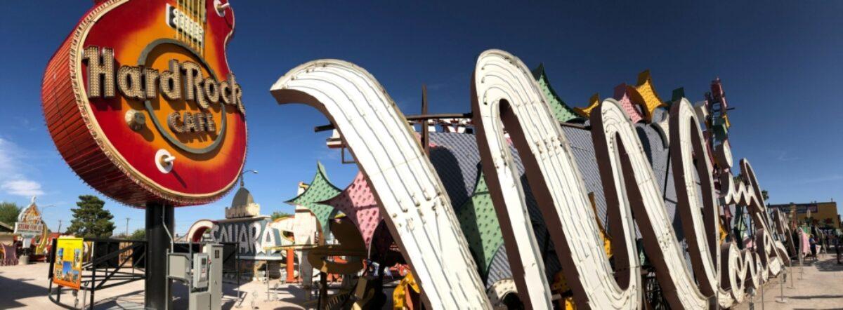 USA Las Vegas Neon Boneyard Park2