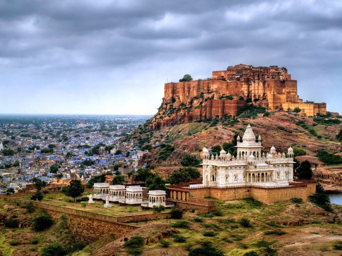 Active Mehrangarh Fort2