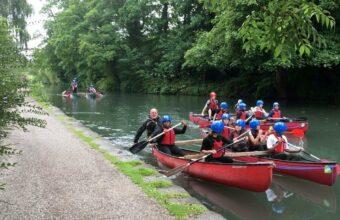 Beginner Canoeing Experience