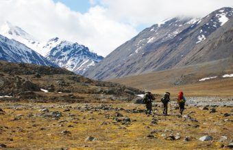Backpacking ANWR