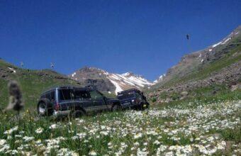 Armenia and Georgia Jeep Tour