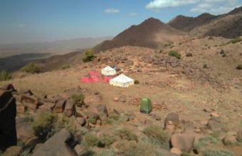 Trek Around Toubkal and Atlas Mountains