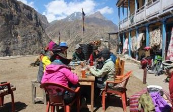 Upper Mustang Trek & Culinary Tour