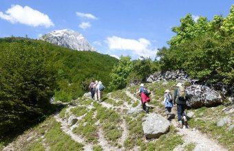 Walking in Illyria and Epirus