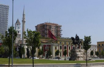Tirana and a Taste of Illyria