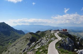 Walking the Bay of Kotor and Coast of Montenegro