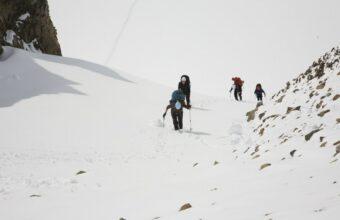 Neacola High Route