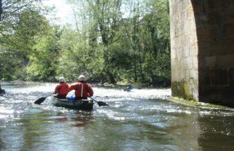 River Derwent Canoe Trip