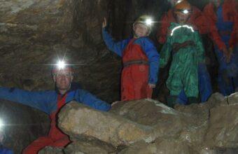 Underground Adventure in Devonshire Mine