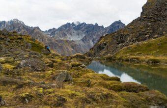 Backpacking the Talkeetna Mountains