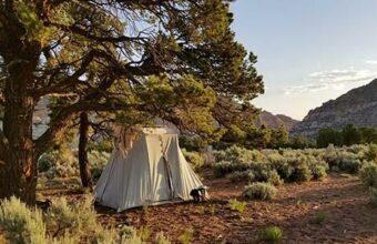 Utah Horseback Camping