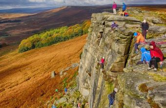Stanage Edge & Burbage Guided Walk