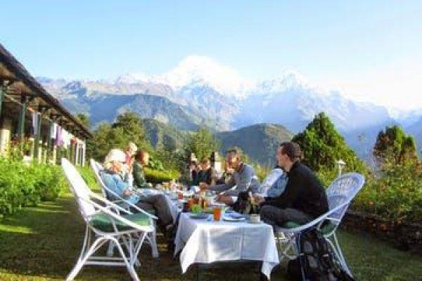 Annapurna Luxury Lodge Trek