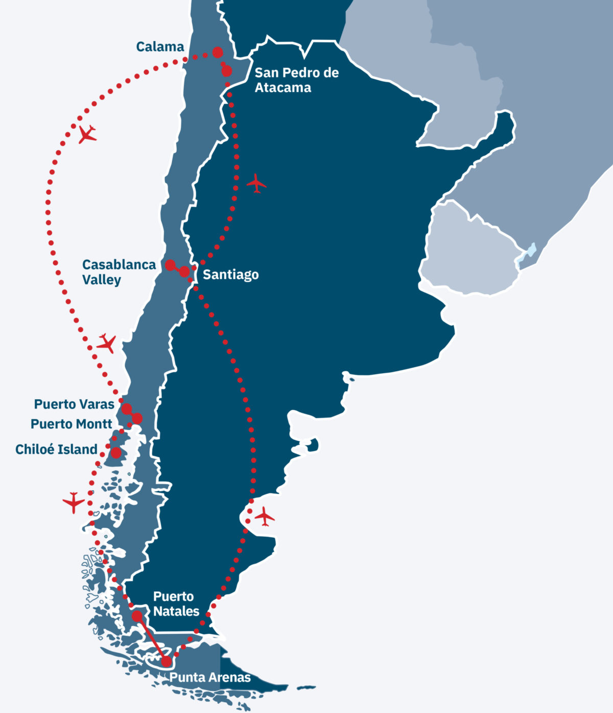 Chile Top to Tail