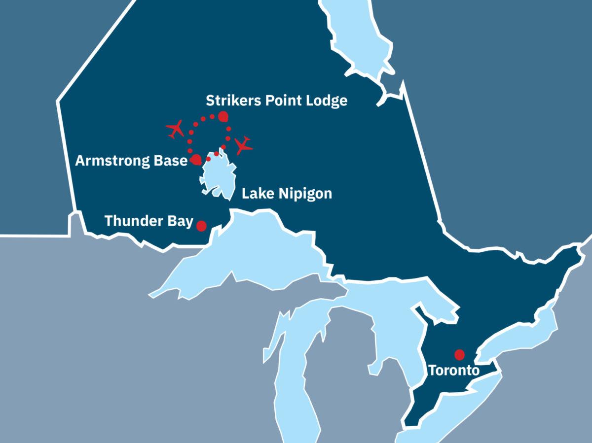 Striker's Point Lodge