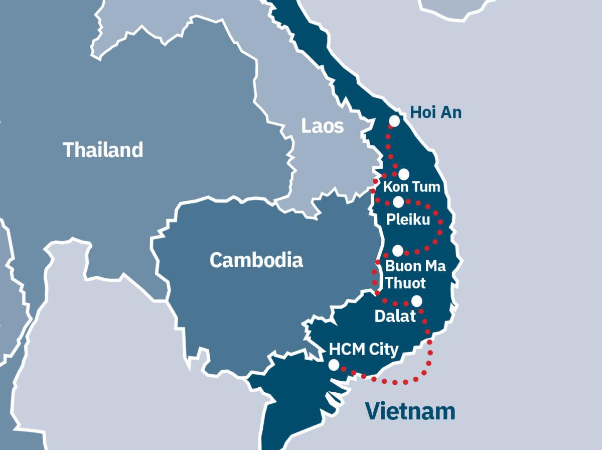 Vietnam's Central Highlands