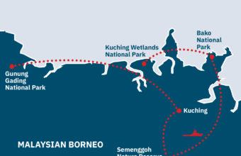 Sarawak's national parks