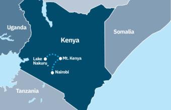 Nairobi and Mt. Kenya