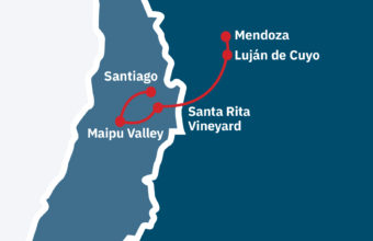 Chile & Argentina Wine Route