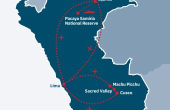 Machu Picchu & Amazon Cruise