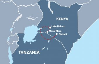 The Great Migration from Kenya