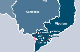 Saigon and the Mekong Delta
