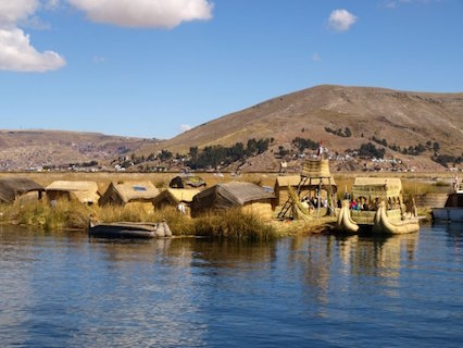 Lake Titicaca - Uros Islands - Taquile Islands